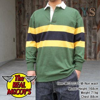 <img class='new_mark_img1' src='https://img.shop-pro.jp/img/new/icons15.gif' style='border:none;display:inline;margin:0px;padding:0px;width:auto;' />【PRE-ORDER】CLIMBERS' STRIPED RUGBY SHIRT