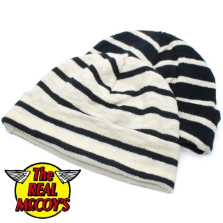 <img class='new_mark_img1' src='https://img.shop-pro.jp/img/new/icons15.gif' style='border:none;display:inline;margin:0px;padding:0px;width:auto;' />COTTON MARINE STRIPE KNIT CAP コットンニットキャップ マリンストライプ