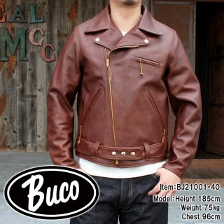 <img class='new_mark_img1' src='https://img.shop-pro.jp/img/new/icons15.gif' style='border:none;display:inline;margin:0px;padding:0px;width:auto;' />【PRE-ORDER】BUCO JH-1 JACKET / BROWN