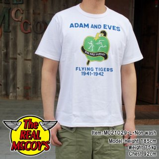 <img class='new_mark_img1' src='https://img.shop-pro.jp/img/new/icons15.gif' style='border:none;display:inline;margin:0px;padding:0px;width:auto;' />【PRE-ORDER】MILITARY TEE / ADAM AND EVES
