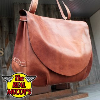 <img class='new_mark_img1' src='https://img.shop-pro.jp/img/new/icons15.gif' style='border:none;display:inline;margin:0px;padding:0px;width:auto;' />【PRE-ORDER】FRONT-QUARTER HORSEHIDE MAIL BAG