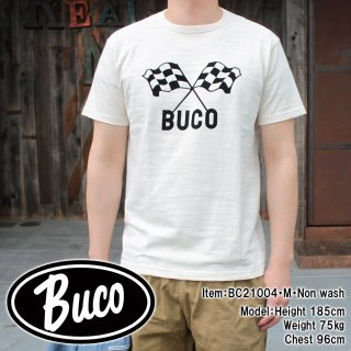 <img class='new_mark_img1' src='https://img.shop-pro.jp/img/new/icons15.gif' style='border:none;display:inline;margin:0px;padding:0px;width:auto;' />【PRE-ORDER】BUCO LW TEE / BUCO 43