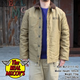 <img class='new_mark_img1' src='https://img.shop-pro.jp/img/new/icons15.gif' style='border:none;display:inline;margin:0px;padding:0px;width:auto;' />TYPE N-1 DECK JACKET KHAKI デッキジャケット
