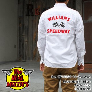 <img class='new_mark_img1' src='https://img.shop-pro.jp/img/new/icons28.gif' style='border:none;display:inline;margin:0px;padding:0px;width:auto;' />BUCO BROADCLOTH COWBOY SHIRT / WILLIAMS SPEEDWAY ブロードクロスカウボーイシャツ