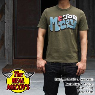 <img class='new_mark_img1' src='https://img.shop-pro.jp/img/new/icons28.gif' style='border:none;display:inline;margin:0px;padding:0px;width:auto;' />McCOY'S LOGO TEE Tシャツ