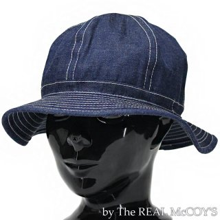 <img class='new_mark_img1' src='http://www.realmccoys-nagoya.co.jp/img/new/icons58.gif' style='border:none;display:inline;margin:0px;padding:0px;width:auto;' />DENIM ARMY HAT �ǥ˥ॢ���ߡ��ϥå�