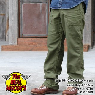 <img class='new_mark_img1' src='http://www.realmccoys-nagoya.co.jp/img/new/icons28.gif' style='border:none;display:inline;margin:0px;padding:0px;width:auto;' />SATEEN TROUSERS ���ƥ�ȥ饦������