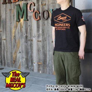 <img class='new_mark_img1' src='//img.shop-pro.jp/img/new/icons28.gif' style='border:none;display:inline;margin:0px;padding:0px;width:auto;' />BUCO TEE / ENGINEER Tシャツ