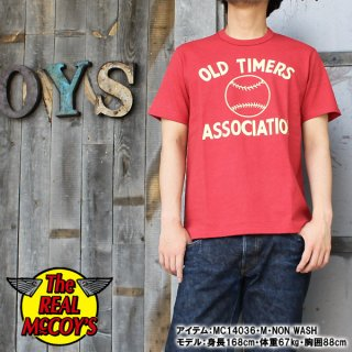 <img class='new_mark_img1' src='https://img.shop-pro.jp/img/new/icons28.gif' style='border:none;display:inline;margin:0px;padding:0px;width:auto;' />JOE McCOY TEE / OLD TIMERS Tシャツ
