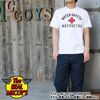 <img class='new_mark_img1' src='https://img.shop-pro.jp/img/new/icons28.gif' style='border:none;display:inline;margin:0px;padding:0px;width:auto;' />JOE McCOY TEE / RED CROSS Tシャツ