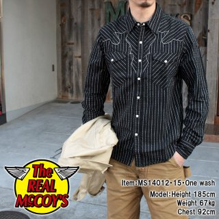 <img class='new_mark_img1' src='https://img.shop-pro.jp/img/new/icons28.gif' style='border:none;display:inline;margin:0px;padding:0px;width:auto;' />JOE McCOY DOBBY CLOTH WESTERN SHIRT Lot.109 ウエスタンシャツ
