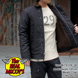 <img class='new_mark_img1' src='https://img.shop-pro.jp/img/new/icons58.gif' style='border:none;display:inline;margin:0px;padding:0px;width:auto;' />TYPE N-1 DECK JACKET NAVY デッキジャケット