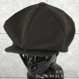 <img class='new_mark_img1' src='https://img.shop-pro.jp/img/new/icons28.gif' style='border:none;display:inline;margin:0px;padding:0px;width:auto;' />JOE McCOY PIQUE CASQUETTE キャスケット