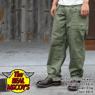 <img class='new_mark_img1' src='http://www.realmccoys-nagoya.co.jp/img/new/icons28.gif' style='border:none;display:inline;margin:0px;padding:0px;width:auto;' />P-44 UTILITY TROUSERS �桼�ƥ���ƥ����ȥ饦������