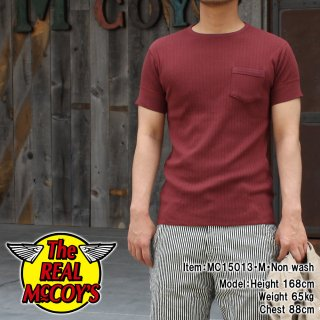 <img class='new_mark_img1' src='https://img.shop-pro.jp/img/new/icons28.gif' style='border:none;display:inline;margin:0px;padding:0px;width:auto;' />McCOY SPORTSWEAR RIB POCKET TEE ポケットTシャツ