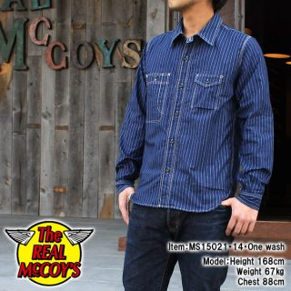 <img class='new_mark_img1' src='http://www.realmccoys-nagoya.co.jp/img/new/icons28.gif' style='border:none;display:inline;margin:0px;padding:0px;width:auto;' />DOUBLE DIAMOND WABASH SHIRT Lot.406 �����Хå��奷���