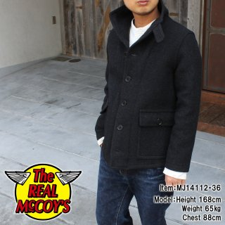 <img class='new_mark_img1' src='http://www.realmccoys-nagoya.co.jp/img/new/icons28.gif' style='border:none;display:inline;margin:0px;padding:0px;width:auto;' />COAT, WINTER, WOOLEN ���֥ޥ�󥸥㥱�å�