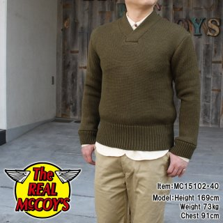 <img class='new_mark_img1' src='http://www.realmccoys-nagoya.co.jp/img/new/icons28.gif' style='border:none;display:inline;margin:0px;padding:0px;width:auto;' />TYPE A-1 SWEATER, AIRCRAFT MECHANICS �ᥫ�˥å���������