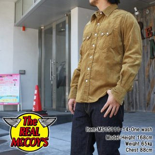 <img class='new_mark_img1' src='https://img.shop-pro.jp/img/new/icons28.gif' style='border:none;display:inline;margin:0px;padding:0px;width:auto;' />JOE McCOY CORDUROY COWBOY SHIRT カウボーイシャツ