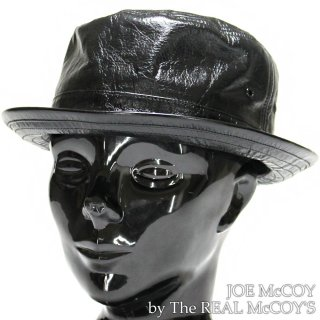 <img class='new_mark_img1' src='http://www.realmccoys-nagoya.co.jp/img/new/icons28.gif' style='border:none;display:inline;margin:0px;padding:0px;width:auto;' />McCOY SPORTSWEAR LEATHER PORKPIE HAT / COWHIDE �ݡ����ѥ��ϥå�