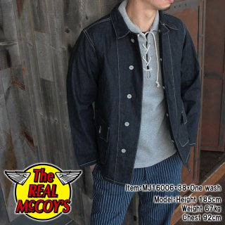 <img class='new_mark_img1' src='http://www.realmccoys-nagoya.co.jp/img/new/icons15.gif' style='border:none;display:inline;margin:0px;padding:0px;width:auto;' />COAT, WORK, BLUE DENIM ���������