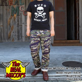 <img class='new_mark_img1' src='http://www.realmccoys-nagoya.co.jp/img/new/icons15.gif' style='border:none;display:inline;margin:0px;padding:0px;width:auto;' />TIGER TROUSERS FIRST MODEL ���������ȥ饦����