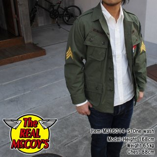 <img class='new_mark_img1' src='http://www.realmccoys-nagoya.co.jp/img/new/icons15.gif' style='border:none;display:inline;margin:0px;padding:0px;width:auto;' />JUNGLE FATIGUE JACKET / IMJIN SCOUTS ����󥰥롦�ե��ƥ��������㥱�å�