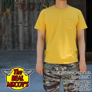 <img class='new_mark_img1' src='https://img.shop-pro.jp/img/new/icons15.gif' style='border:none;display:inline;margin:0px;padding:0px;width:auto;' />McCOY SPORTSWEAR POCKET TEE S/S ポケットTシャツ