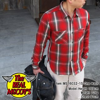 <img class='new_mark_img1' src='http://www.realmccoys-nagoya.co.jp/img/new/icons15.gif' style='border:none;display:inline;margin:0px;padding:0px;width:auto;' />8HOUR UNION FLANNEL SHIRT �ͥ륷���