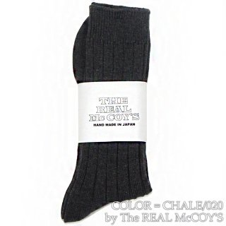 <img class='new_mark_img1' src='https://img.shop-pro.jp/img/new/icons15.gif' style='border:none;display:inline;margin:0px;padding:0px;width:auto;' />REAL McCOY'S SOCKS 'SPORTS' ソックス