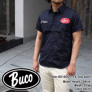 <img class='new_mark_img1' src='http://www.realmccoys-nagoya.co.jp/img/new/icons15.gif' style='border:none;display:inline;margin:0px;padding:0px;width:auto;' />BUCO CLUB SHIRT / 101 M.C. ����֥����