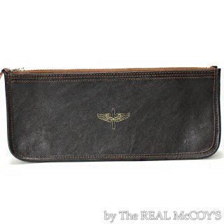 <img class='new_mark_img1' src='http://www.realmccoys-nagoya.co.jp/img/new/icons15.gif' style='border:none;display:inline;margin:0px;padding:0px;width:auto;' />McCOY'S HORSEHIDE LARGE ZIPPER WALLET �顼��������å�