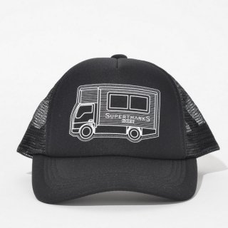 【SUPERTHANKS BOX】Original Mesh CAP [TRUCK]