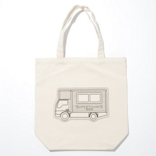 【SUPERTHANKS BOX】Original Tote Bag [TRUCK]