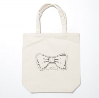【SUPERTHANKS BOX】Original Tote Bag [RIBBON]