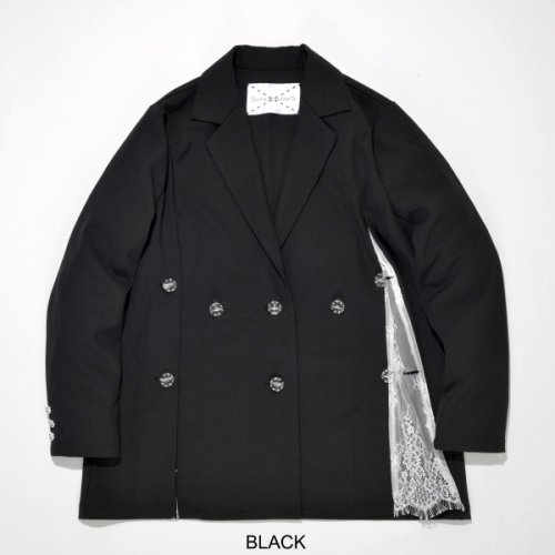 《 60%OFF 》SIDE LACE JACKET