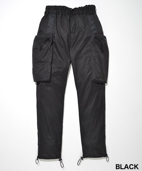 BODY BAG PANTS_BLACK_