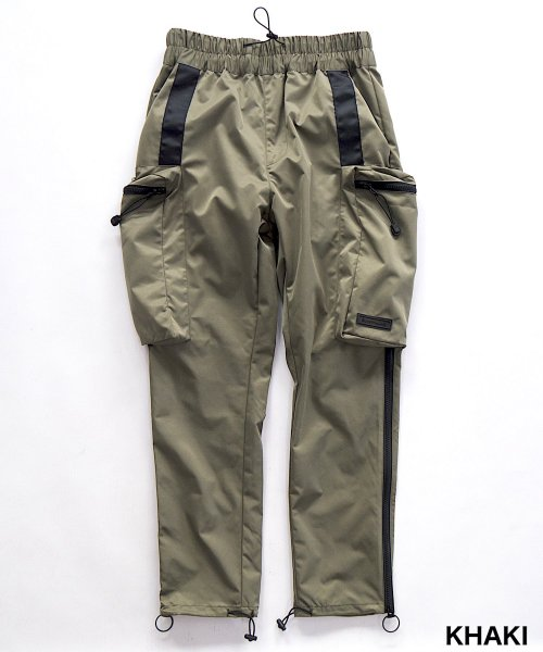 BODY BAG PANTS_KHAKI _