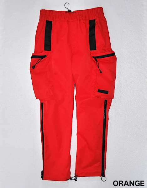 BODY BAG PANTS_ORANGE_