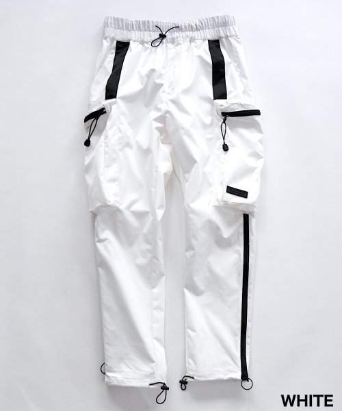 BODY BAG PANTS_WHITE_