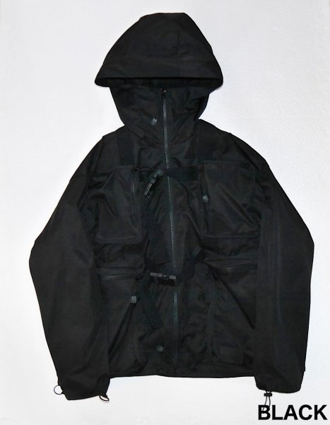 BODY BAG BLOUSON_BLACK_