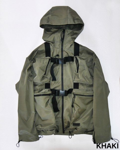 BODY BAG BLOUSON_KHAKI_