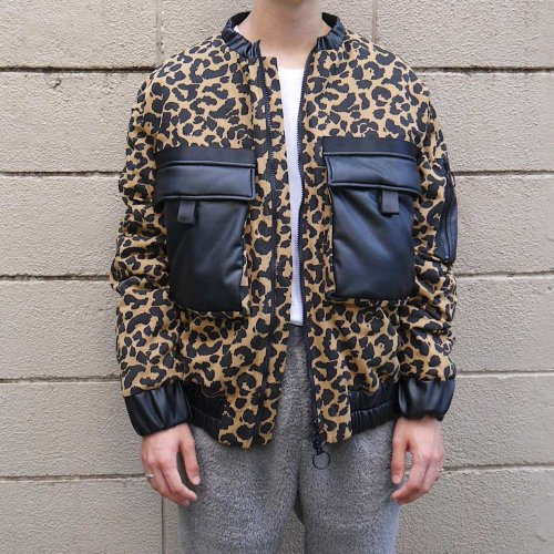 INNER COTTON BLOUSON_LEO_