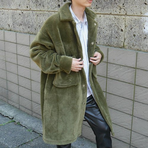 BOA BIG COAT_KHAKI_