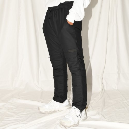 INNER COTTON PANTS_FAKE BLACK_