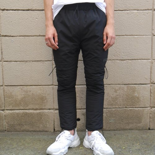 INNER COTTON PANTS_BLACK_
