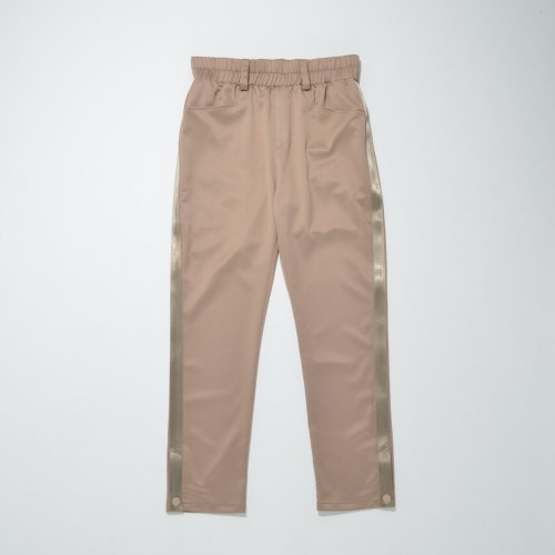 TAPERED PANTS_MOCHA_