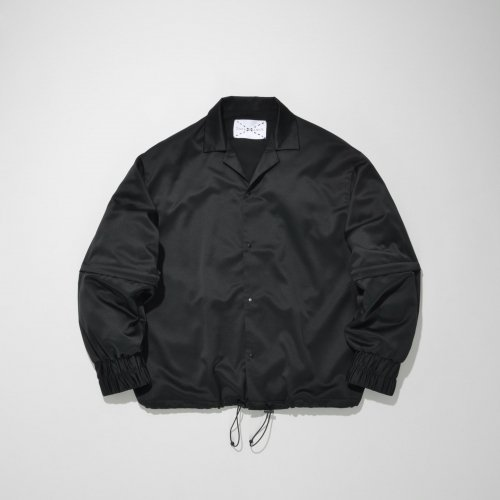 2WAY COACH JACKET_BLACK_