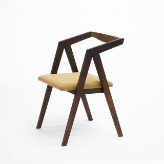 【残り1脚】Booker.T Chair BR Bronze|ブッカーT チェア ブラウン ブロンズ