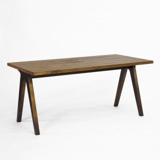 Booker.T Dining Table BR|ブッカーT ダイニングテーブル ブラウン<img class='new_mark_img2' src='https://img.shop-pro.jp/img/new/icons7.gif' style='border:none;display:inline;margin:0px;padding:0px;width:auto;' />